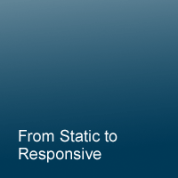 Turning a Static Website Responsive