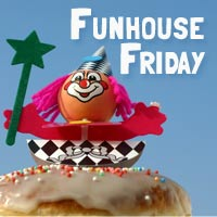 Friday Funhouse: Inspiration from Around the Web #1